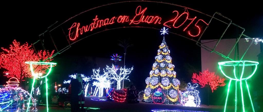 Christmas Guam 2015
