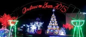 Christmas on Guam 2015